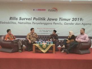 20% suara pendukung Jokowi yang mayoritas ASN akan pindah ke Prabowo-Sandi