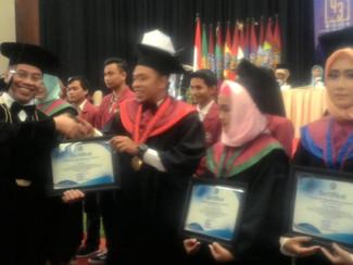 Produk inovasi pro difable karya mahasiswa UM Surabaya diganjar penghargaan
