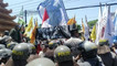 Demo akbar tolak revisi UU KPK, siswa TK-SD-SMP diliburkan