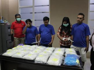 BNNP Jatim tembak sindikat kakap pengedar narkoba