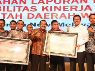 """Jawa Timur Jadi Satu-satunya Provinsi Dengan SAKIP Berpredikat """"A"""""""
