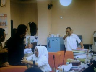 ARMUJI: SAYA SUDAH WA KE WALIKOTA AGAR KASATPOL PP DIGANTI