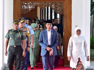 Presiden Jokowi minta Mendikbud lakukan evaluasi penerapan sistem zonasi dalam PPBD 2019