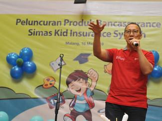 Simas Kid Insurance Syariah siap proteksi pendidikan dan masa depan anak
