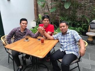 PMII, GMNI dan HMI dorong tokoh muda maju di pilwali Surabaya 2020