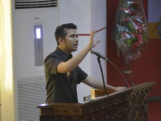 Didepan mahasiswa Untag, Wagub ajak mahasiswa hayati dan jalankan pemikiran Bung Karno