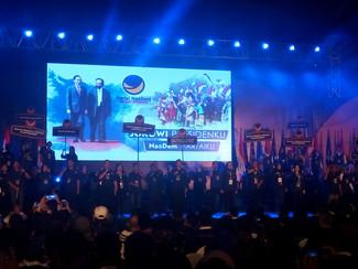 NasDem yakin raih posisi 3 besar di pemilu 2019
