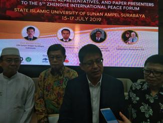 Islam toleran jadi alasan Indonesia tuan rumah ZIPF ke 5