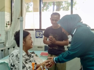 Datangi RS Haji untuk peringati 10 Muharram, PKB temukan pasien karyawan yang ditelantarkan perusah