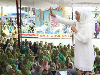 Gubernur ajak ibu rumah tangga di Jatim berbisnis online