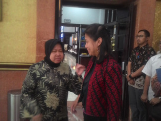 Surabaya siap gelar UCLG Aspac Asia Pasifik untuk sharing persoalan kota