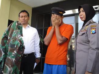Anggota TNI gadungan perdayai wanita muda