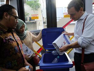Internasional apresiasi pengelolaan sampah di Surabaya