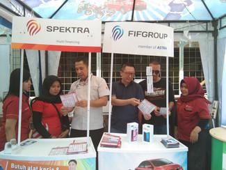 Perkuat layanan pembiayaan, FIFGroup grebek Pasar Kapas Krampung