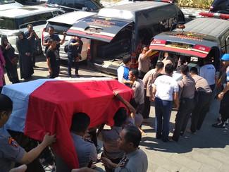 Kecelakaan Tol Sumo, istri Kapolres Tulungagung dan ajudan tewas