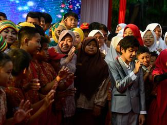 Isi waktu sepulang sekolah, pelajar Surabaya diberi latihan non akademis