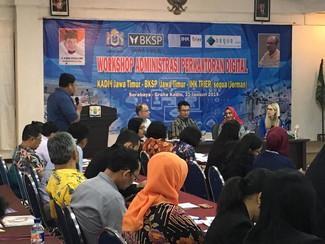 Hadapi era industri 4.0, Kadin Jatim gelar workshop administrasi perkantoran digital