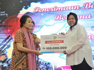 Pemkot Surabaya kumpulkan bantuan untuk korban tsunami Palu
