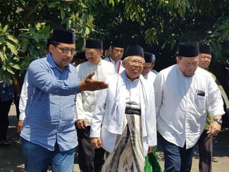 """""""Arus Baru Ekonomi Indonesia"""", konsep KH Makruf Amin untuk pembangunan ekonomi bangsa kede"""
