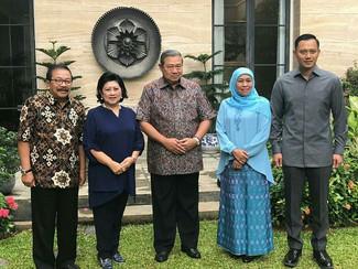 Demokrat Jatim berduka dan akan gelar doa bersama untuk  Ani Yudhoyono