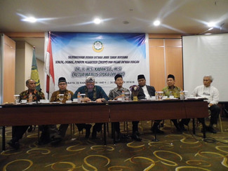 Dewan Syuro PBB diminta tegur keras Yusril Ihza Mahendra atas sikapnya menjadi lawyer Jokowi