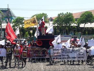 Konflik Pertanahan di Jatim tinggi, Aliansi Tani Jatim gruduk DPRD Jatim