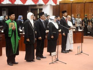 Ini yang akan dilakukan pimpinan DPRD Surabaya pasca dilantik
