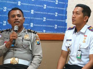 Bangun Alun-Alun Surabaya, Pemkot tutup Jl. Yos Sudarso selama 6 bulan