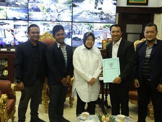 Indonesia ikut bidding Piala Dunia U20, Surabaya jadi salah satu venue