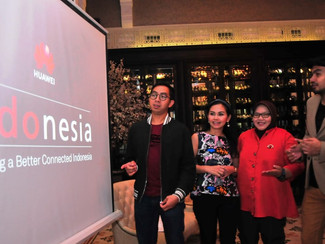 Huawei gandeng ITS Surabaya gelar acara Smartgen Techday 2018