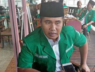 Cucu KH. Zainuddin Djazuli dan Wakil Bupati Trenggalek pimpin GP Ansor Jatim