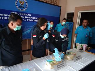 BNNP Jatim: Trend peredaran narkoba cenderung meningkat