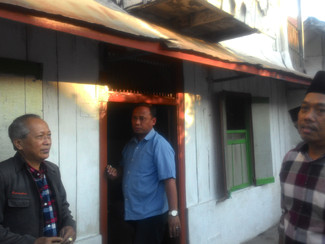 Langgar Kayu di kampung Bung Karno dimintakan jadi bangunan cagar budaya