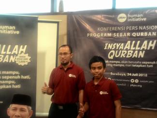 Insya Allah Qurban, tagline PKPU sambut Idul Adha