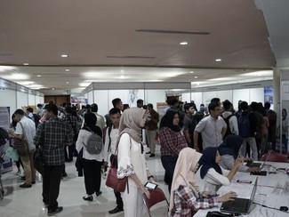 40 perusahaan swasta cari pegawai di Bursa Kerja Terbuka 2019