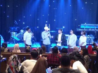 Peduli penderita kanker, Muda Mudi Surabaya Peduli gelar konser amal