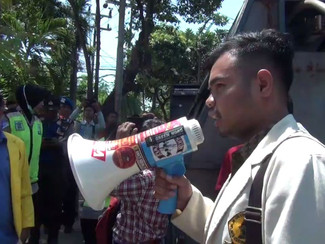 Aliansi BEM Surabaya minta DPRD kawal kasus rasisme Mahasiswa Papua