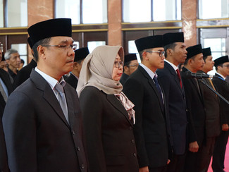 Pejabat Kabag Humas Pemkot Surabaya berganti