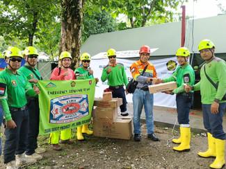 PT BSI kirim relawan untuk bantu korban Tsunami Banten