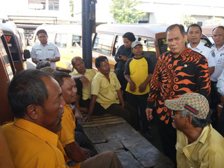 Komisi V DPR RI minta Kemenhub segera selesaikan status terminal Joyoboyo