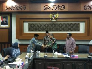 Dilakukan secara mufakat, Kuswanto terpilih Ketua Komisi D DPRD Jatim