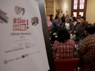 Forum SIAP GERAK Gotong Royong Bantu Benahi Kota