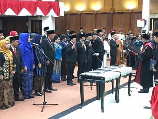 Fraksi DPRD Surabaya terbentuk, komposisinya segera diumumkan