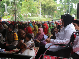 Jelang tutup tahun, Pemkot Surabaya gelar Doa Bersama Lintas Agama untuk keselamatan bangsa