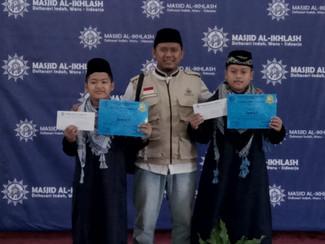 Sambut Hardiknas dan Ramadhan, siswa SDM Limas juara Da'i cilik