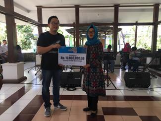Peduli sesama, Komunitas Muda Mudi Surabaya Peduli gelar kegiatan amal