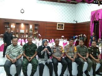 Forpimda jamin Pemilu di Surabaya aman