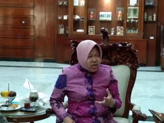 Surabaya segera punya alun-alun tengah kota