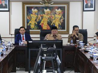 Ketua DPD RI resmikan Forum Pimpinan Daerah Purna Bhakti Anggota DPD RI Periode 2019-2024