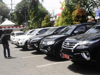 Purna tugas, anggota DPRD diminta kembalikan mobil dinas